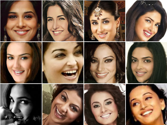 Which is the following Bollywood Actress has the Best Smile?
