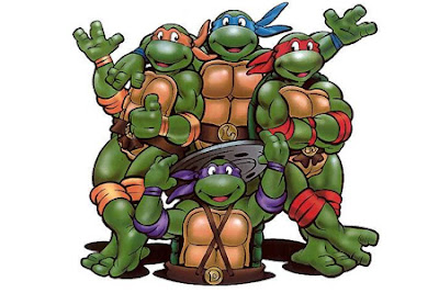 Funny Ninja Turtles