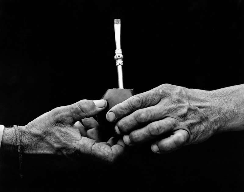 dos manos mate