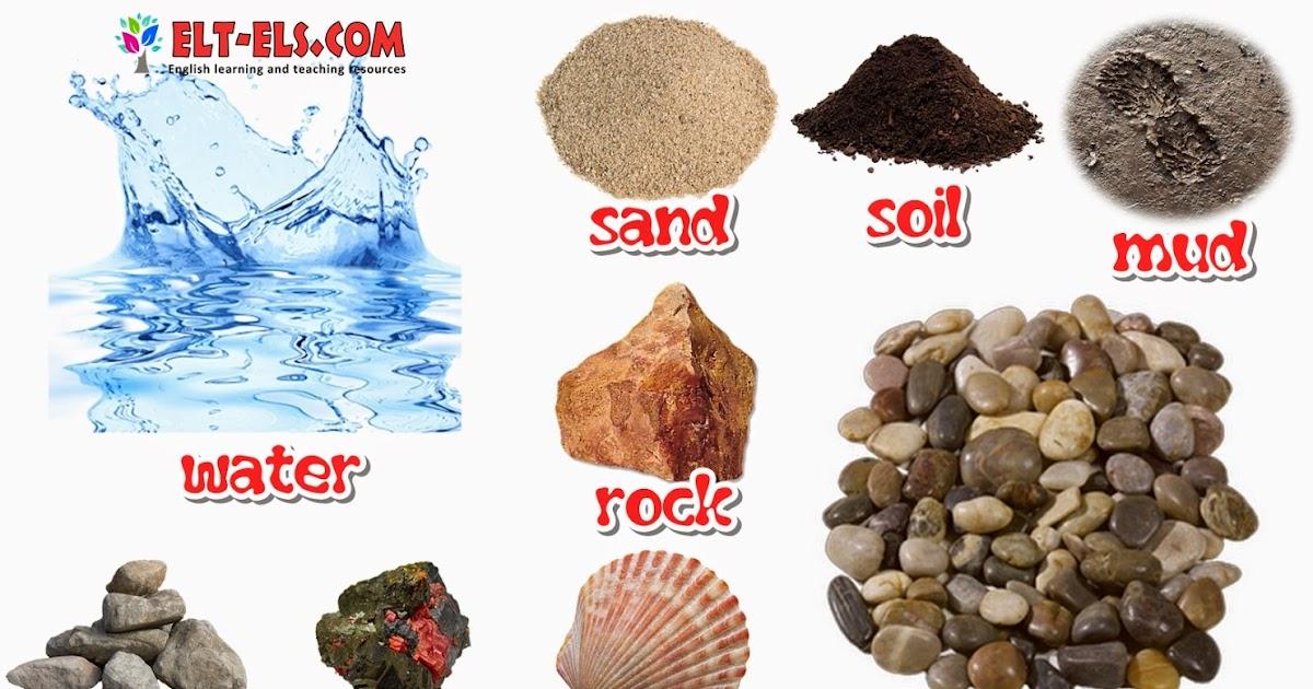 natural substances