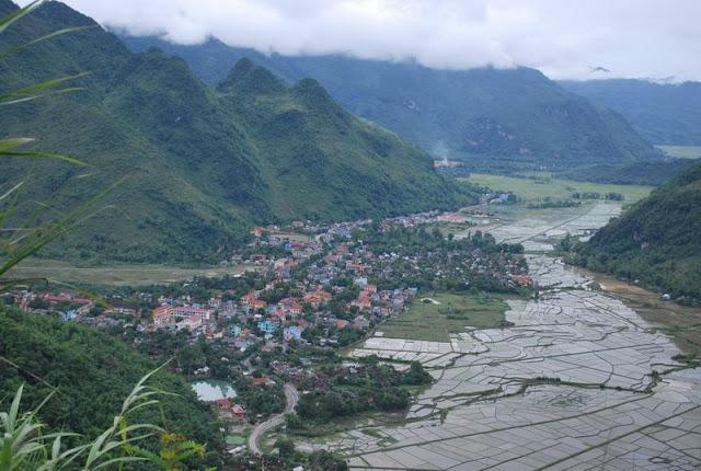La valée de Mai Chau, Hoa Binh - Photo An Bui