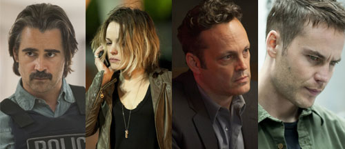 New True Detective Season 2 Trailers, Pictures and Posters