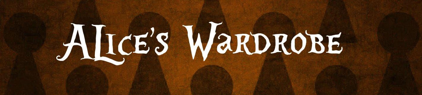 Alice's wardbrobe