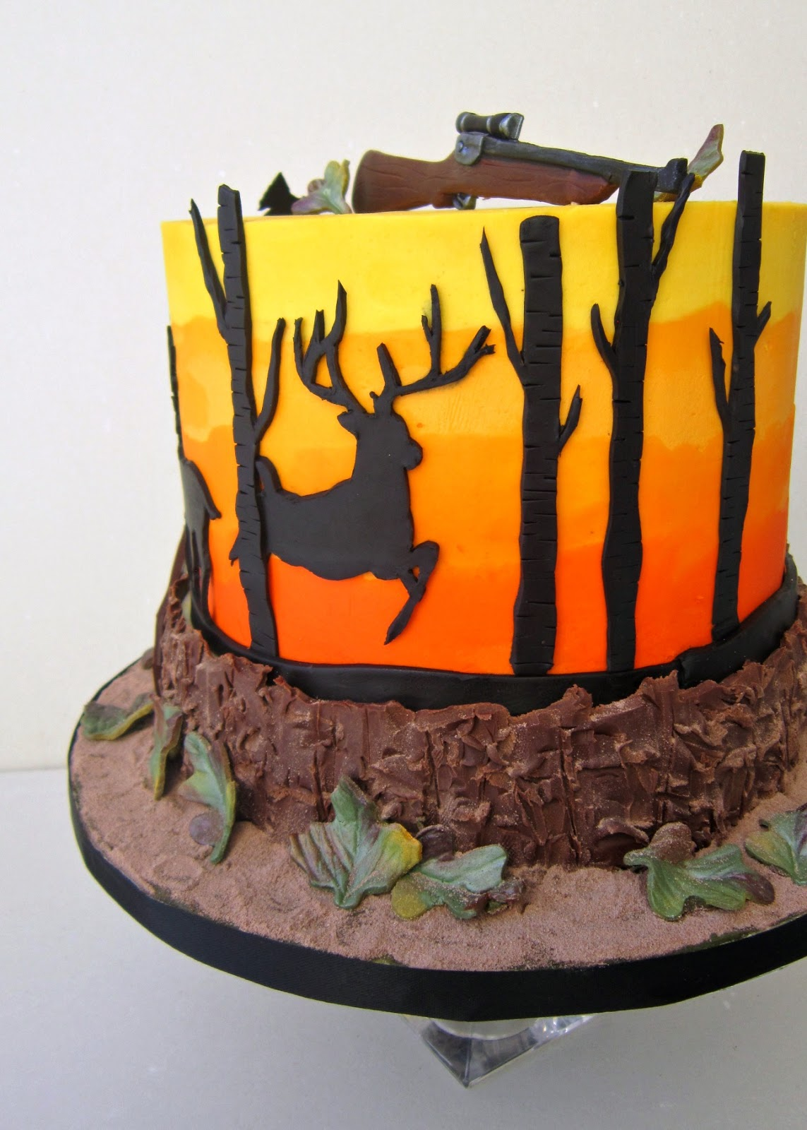 Hunting Birthday Cake Pictures