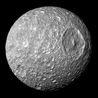 Saturn's Moon Mimas May Have An Ocean