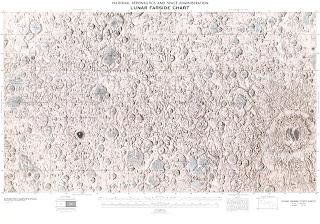 Mapa lunar de la cara oculta