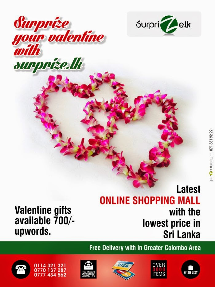 Surprize Your Valentine With Surprize Lk Powercampaigner