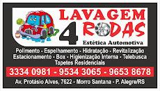 LAVAGEM 4 RODAS\PROMOÇAO DE VERAO