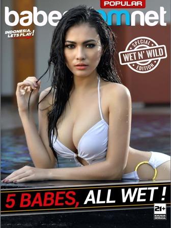 Download POPULAR BFN - Wet n' Wild Special Edition - Nisa Beiby, Ayunia Elfahrez, Febyan Cezya, Hani Putri,Via Avrilia | www.zone.downloadmajalah.com