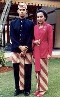 Gambar Baju Busana Adat Jawa Barat