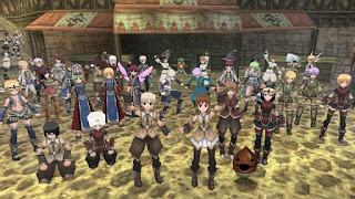 Download RPG IRUNA Online MMORPG