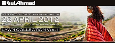 Pakistani Boutiques: Gul Ahmed Lawn Collection 2012 Vol.