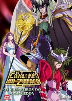 Filme Poster  Os Cavaleiros do Zodíaco: A Batalha Final DVDRip RMVB Dublado