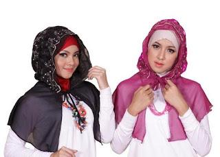 Jilbab Hoodies Cantik - MINI CREMONA