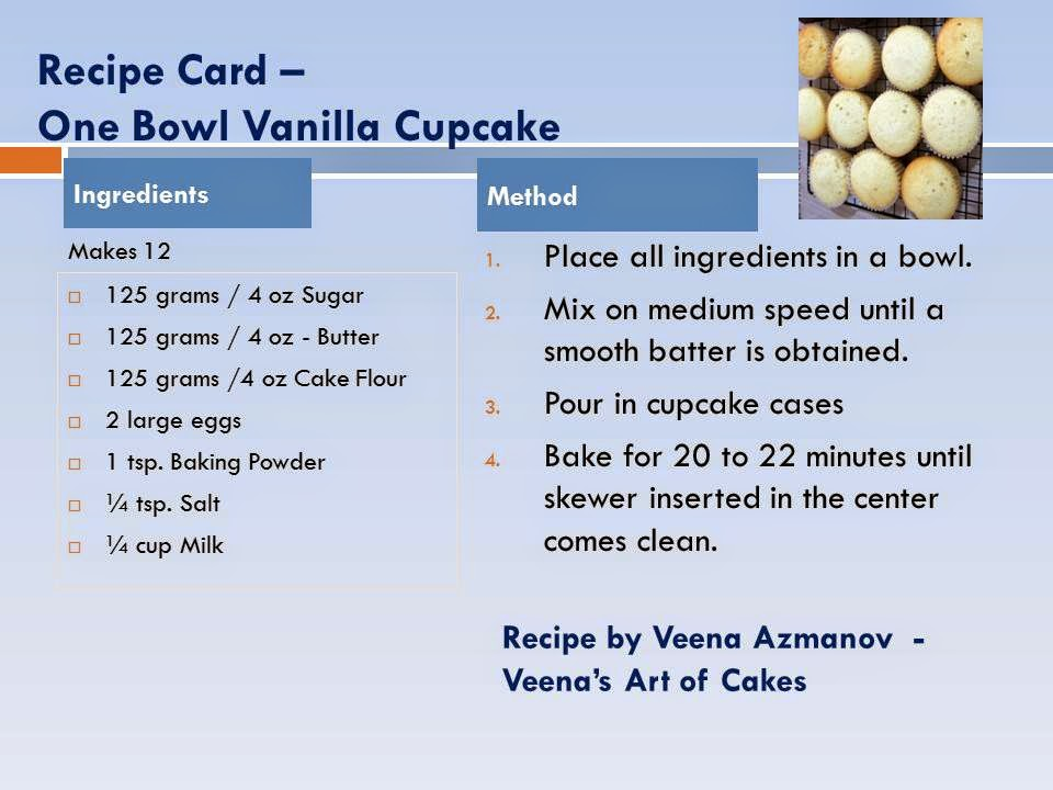 how do you make vanilla cupcakes