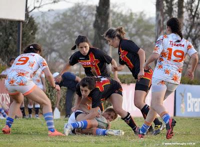 Arranca el Torneo Regional de Rugby Femenino