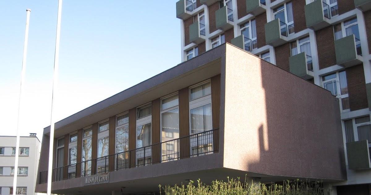 Paris maison de l 39 inde cit internationale universitaire for Maison de norvege cite universitaire