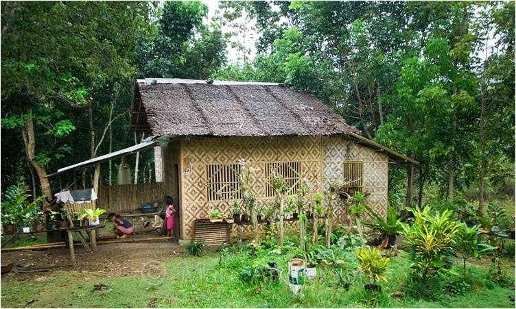 Cambodia myanmar philipine philippines architecture for Small house design native
