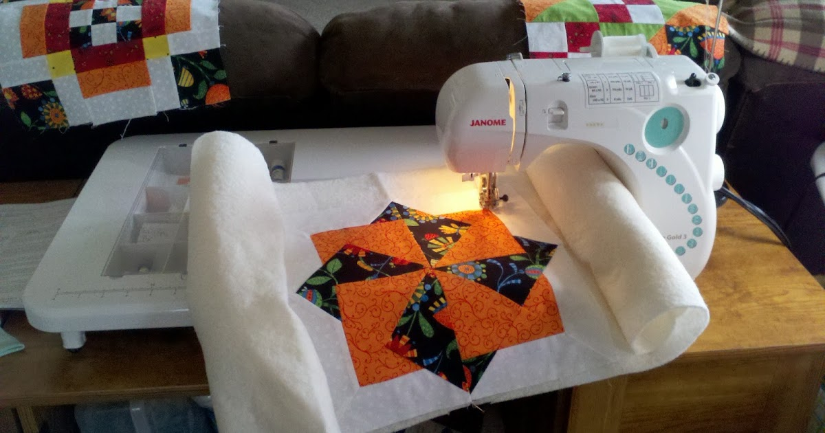 How To Sew A Quilted Pillow Case