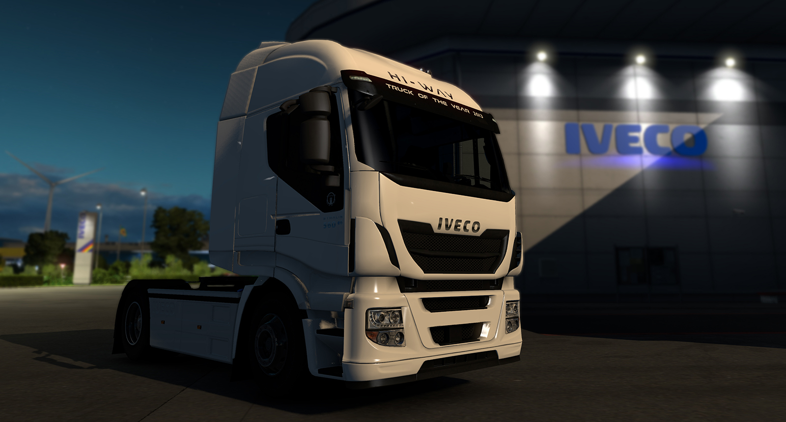 Euro truck simulator 2 goes 64 bit 1 16 update now live