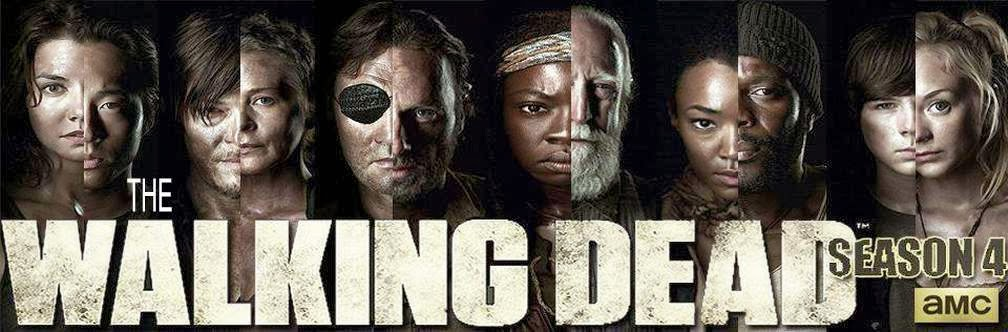 The walking dead temporada 4