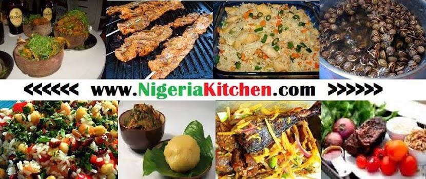 Nigeria Kitchen