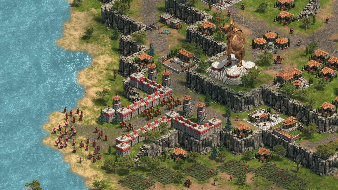 Age of Empires - Definitive Edition Torrent Imagem
