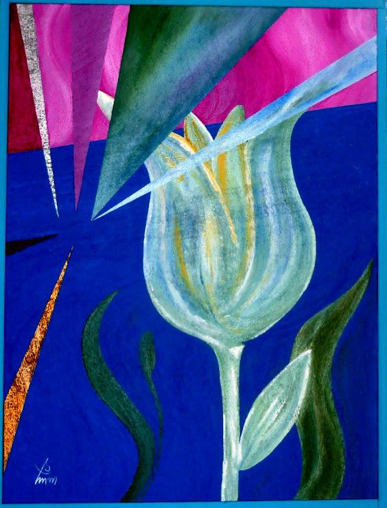 Tulip, il fiore dell'amore perfetto. Dall'Oriente.