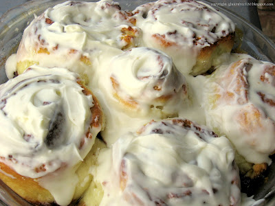 This Is The Perfect Cinnabon Copycat Recipe Even If You Re Not Gluten Free Yeah That S How Good They Are