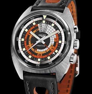 Baselworld 2013 Vulcain Nautical Seventies