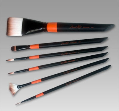 Mark Reid Signature Brush Set