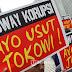 Jokowi Aktor Intelektual Kasus Korupsi Transjakarta