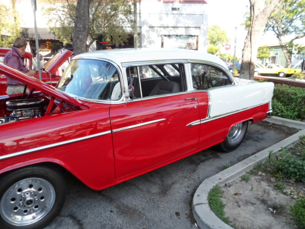 Man Cave Collectibles: Old Town Upland Cruise Nights, Every 4th ...