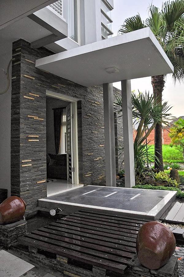 inspirasi jitu gambar teras rumah sederhana desain interior