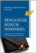 Pengertian Pengantar Hukum Indonesia
