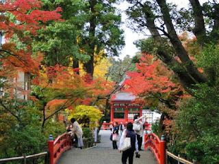 鎌倉の紅葉・黄葉