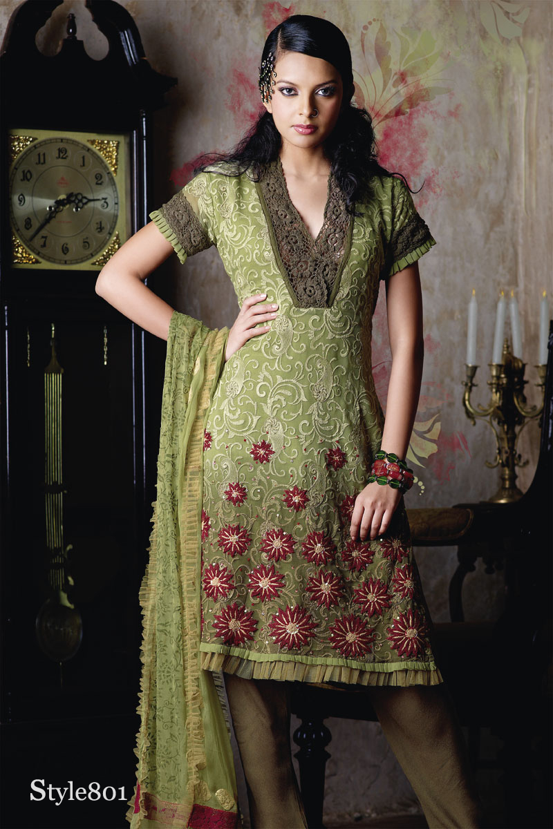 Wallpaper or fashion ladies salwar kameez for Girls suit design
