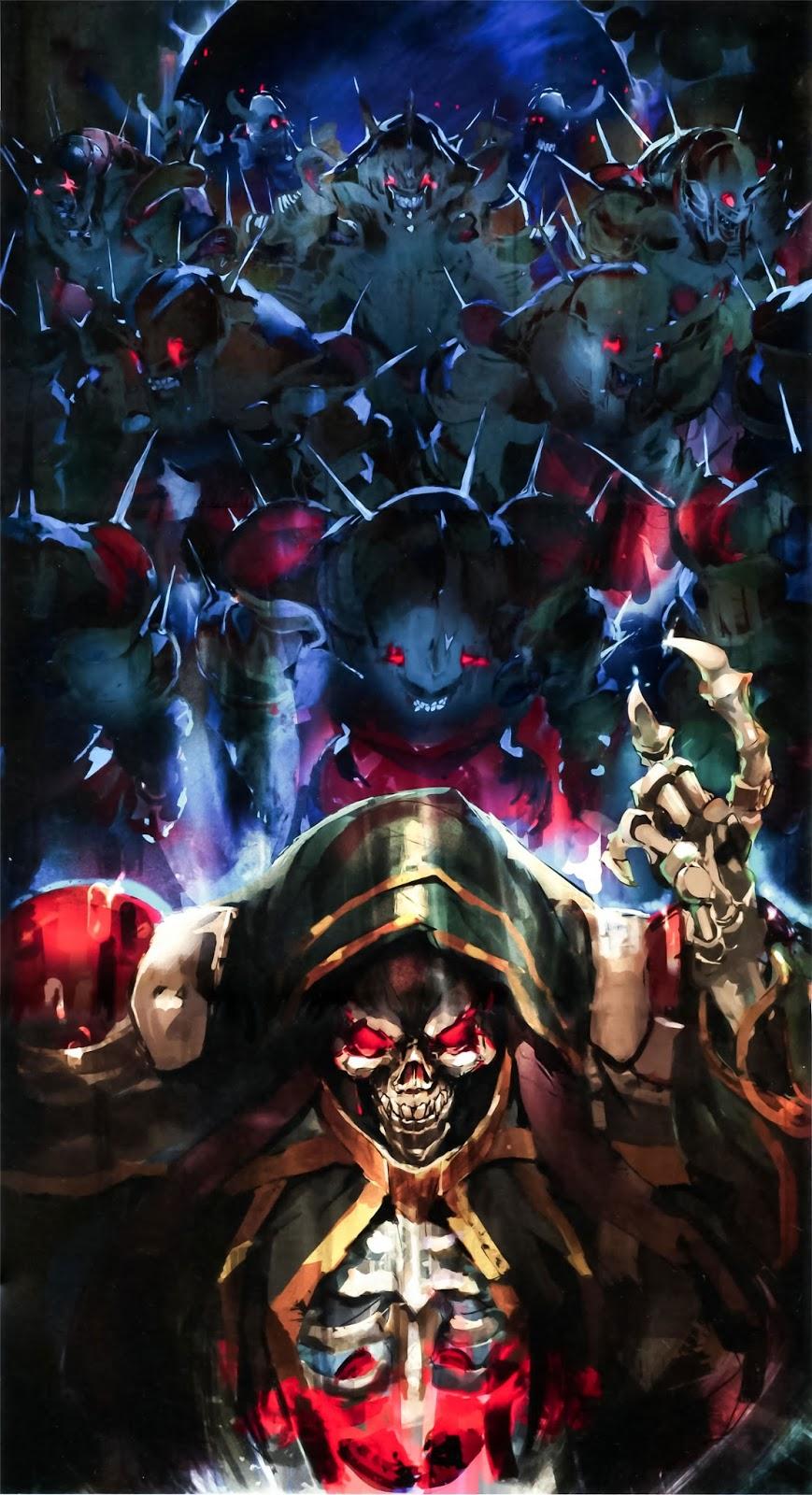 Skythewood translations: Overlord Volume 9 Intermission