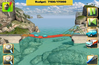 Bridge Constructor walkthrough for iphone, ipad, ipod touch.