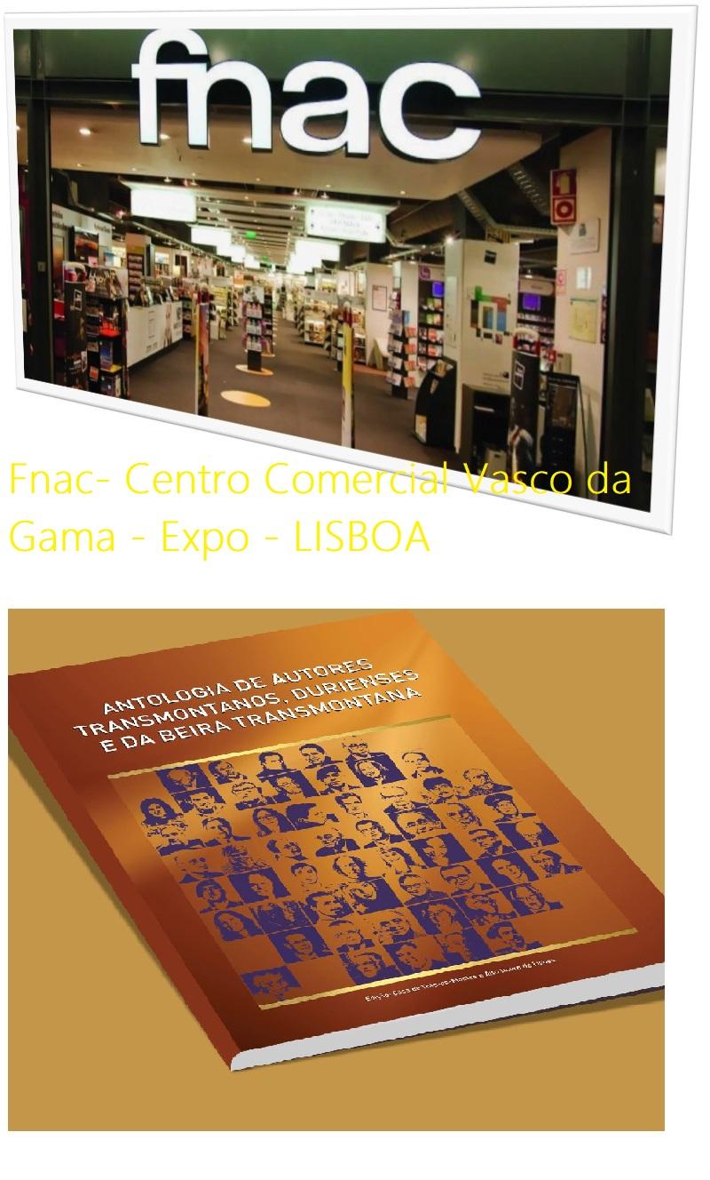 FNAC - Vasco da Gama- Expo - LISBOA