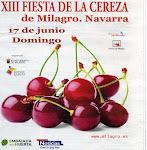 El cartel de las fiestas del año 2012