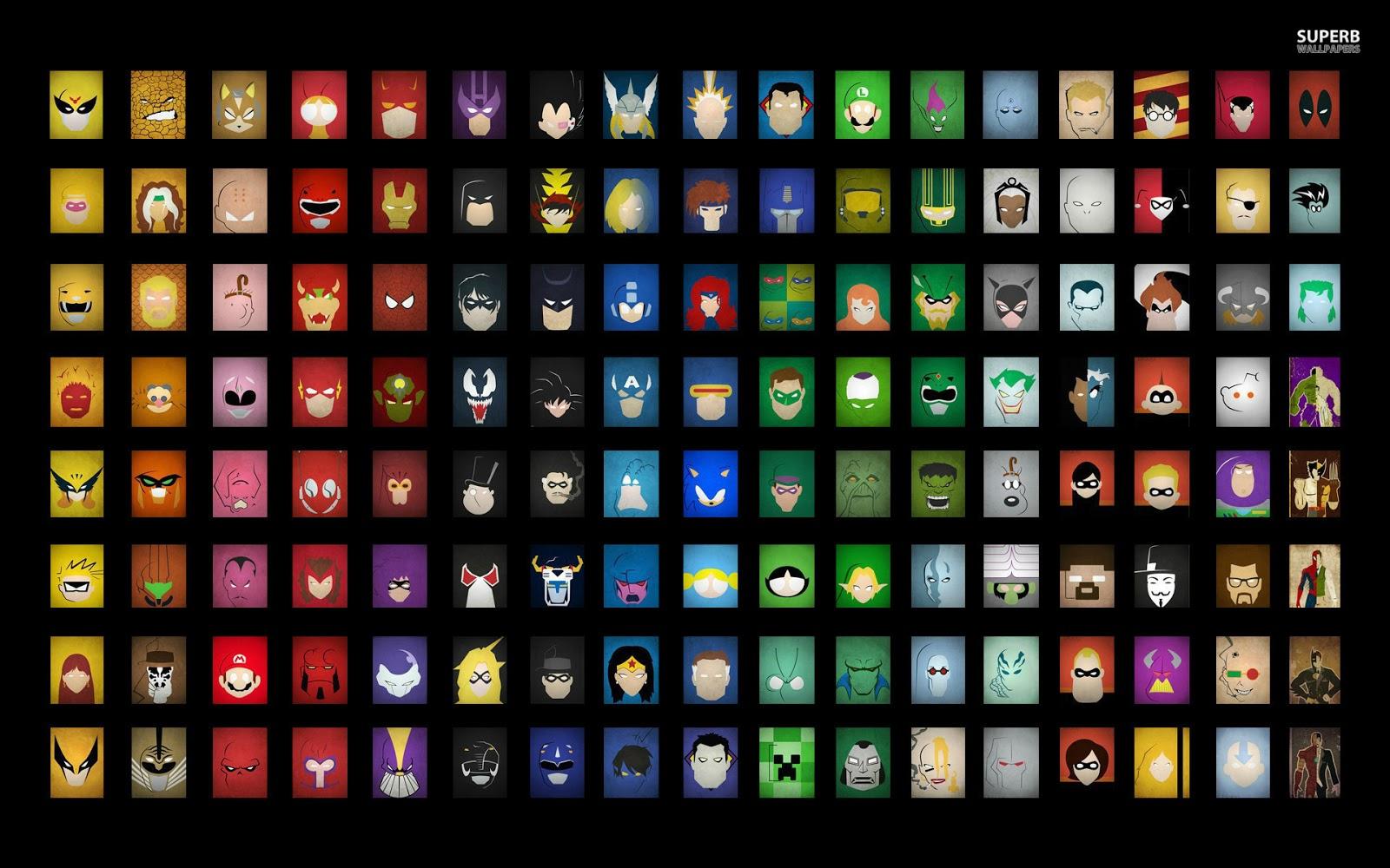 Marvel Character Symbols Marvel Characters Names List Imgkid