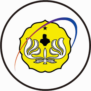 dream desain pin gantungan kunci logo universitas