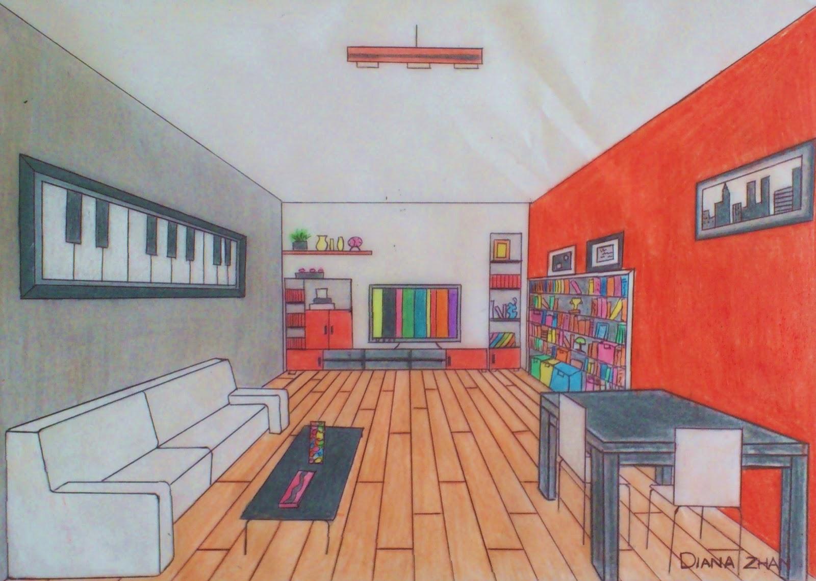 Qu Arte Quillo Dise Os De Habitaciones En