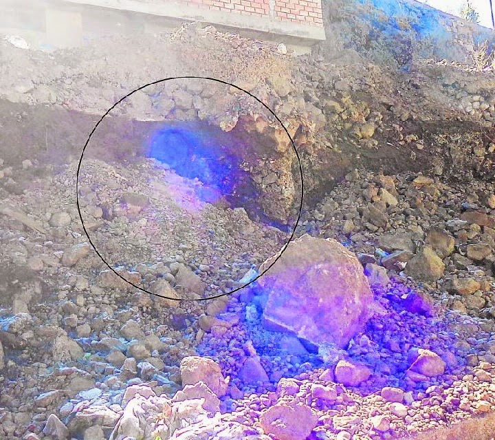 fantasma de minero en pasco perú