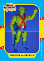 Super Powers Collection Martian Manhunter Action Figure by Kenner Superman Super Powers Collection Figure Clark Kent Kenner Mattycollector DC Universe Classics Unlimited Man of Steel Toys Movie Masters polymerphelia GeekSummit