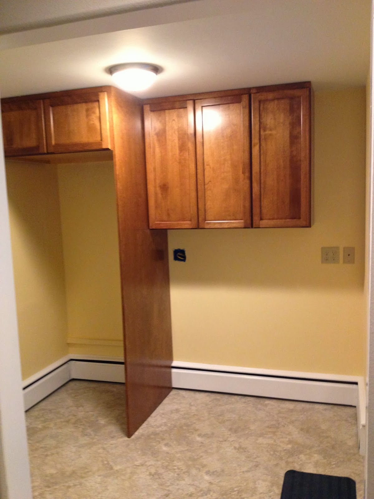 Kitchen Laundry Cabinets