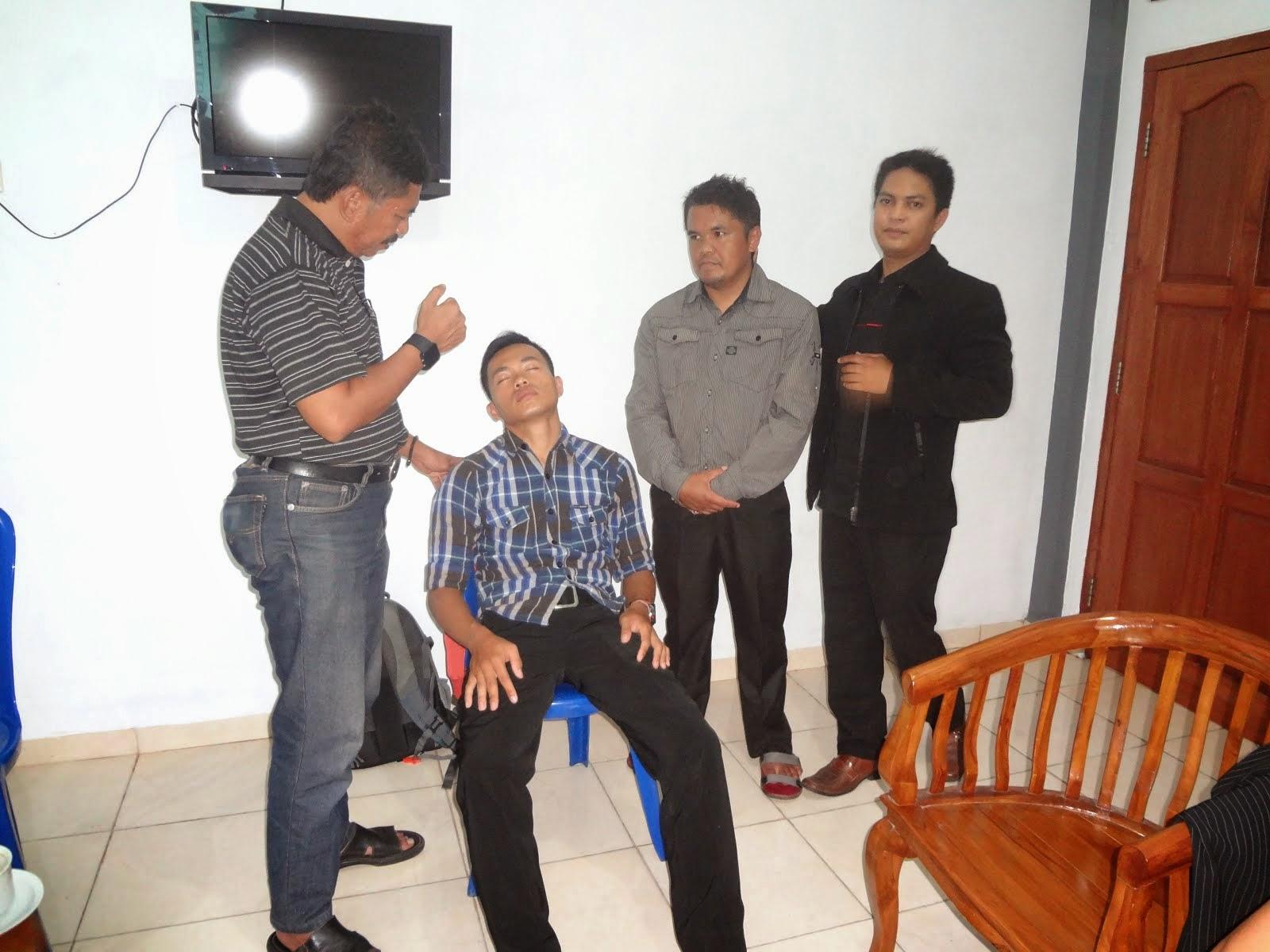 Pelatihan Hipnotis Tingkat Master