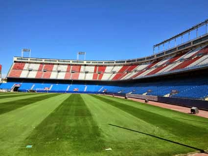 Vicente Calderon, The New Year in Spain.