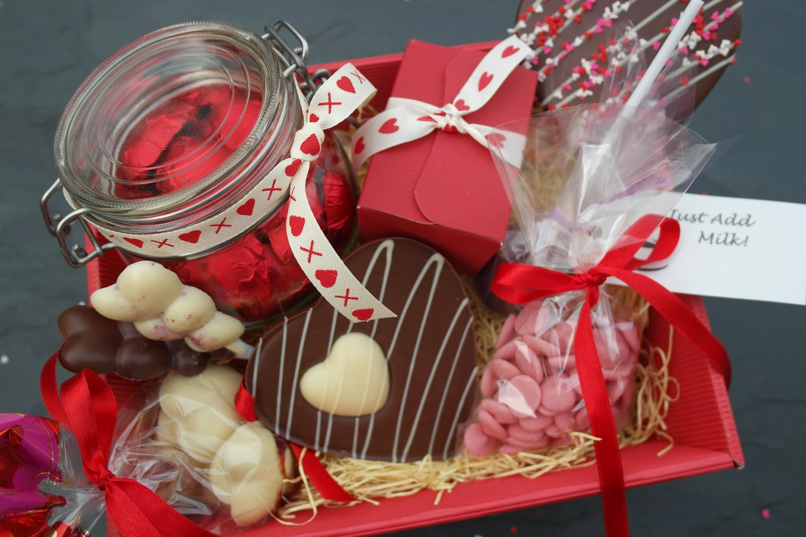 Valentine's Day, The Chocolate Truffle Company